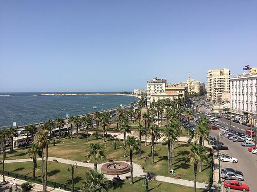 Alexandria, Egypt (Photo: Sharif Magdy on Flickr)