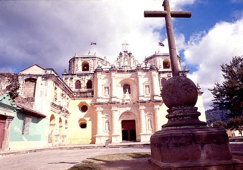 church guatemala churches atitlan roberthall rohaca... (Photo: rohaca on Flickr)