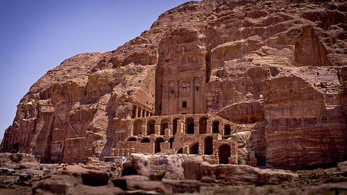 travel petra jordan (Photo: Alexwing on Flickr)