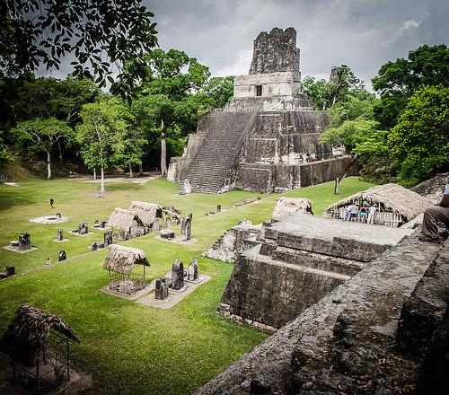 guatemala tikal archeology mayas 2014 (Photo: ravalli1 on Flickr)